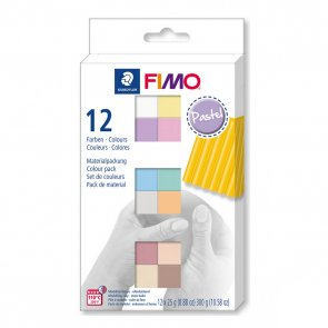 FIMO Soft Pastel / Set of 12 Colours