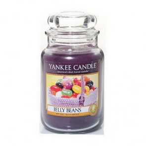Classic Yankee Candle / velký / Jelly Beans