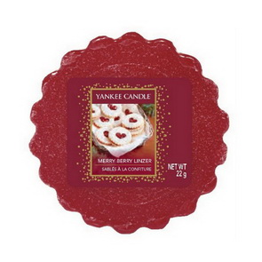 Vosk Yankee Candle / Merry Berry Linzer