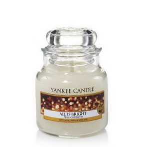 Classic Yankee Candle / malý / All is Bright