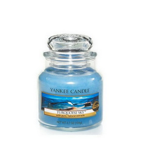 Classic Yankee Candle / malý / Turquoise Sky