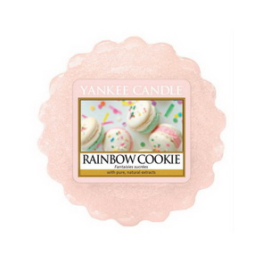 Vosk Yankee Candle / Rainbow Cookie