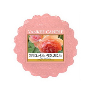 Vosk Yankee Candle / Sun-Drenched Apricot Rose