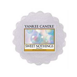 Vosk Yankee Candle / Sweet Nothings