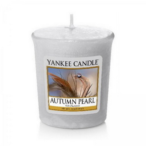 Votive Yankee Candle / Autumn Pearl