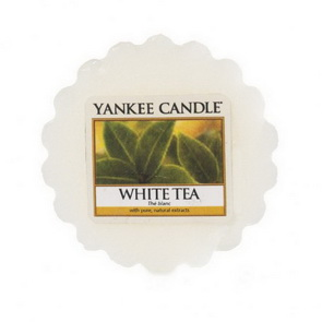 Vosk Yankee Candle / White Tea