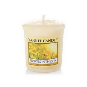 Votivní svíčka Yankee Candle / Flowers in the Sun