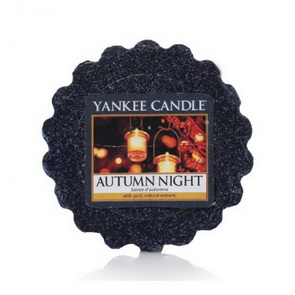 Vosk Yankee Candle / Autumn Night