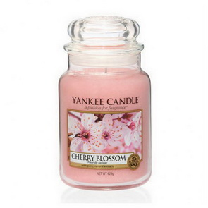 Classic Yankee Candle / velký / Cherry Blossom