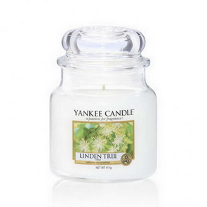 Classic Yankee Candle / střední / Linden Tree