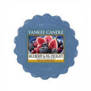 Vosk Yankee Candle / Mulberry & Fig Delight