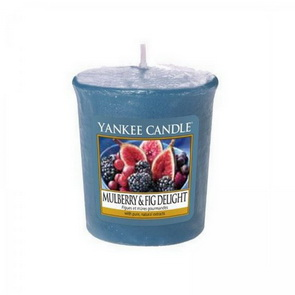 Votive Yankee Candle / Mullberry & Fig Delight