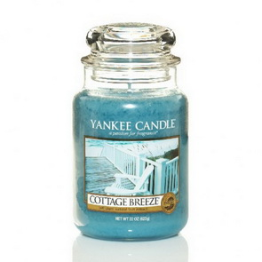 Classic Yankee Candle / velký / Cottage Breeze