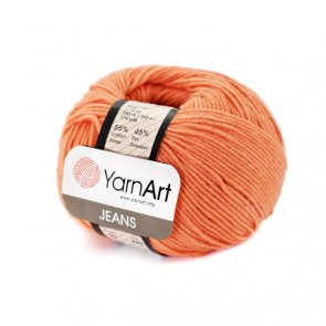 Gina (Jeans) / YarnArt / 23 Orange