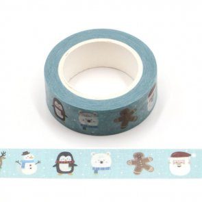 Washi Tape / Winter I.