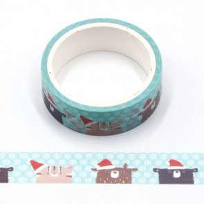 Washi Tape / Winter II.