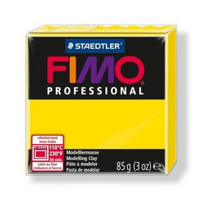 FIMO Professional / Golden Yellow (100)