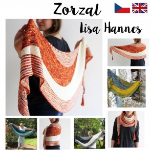 Zorzal / shawl / Lisa Hannes / Knitting tutorial