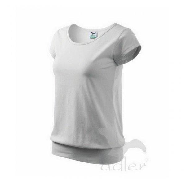 a0f97559528 Tričko dámské bavlněné s rantlem   bílé   vel. XL