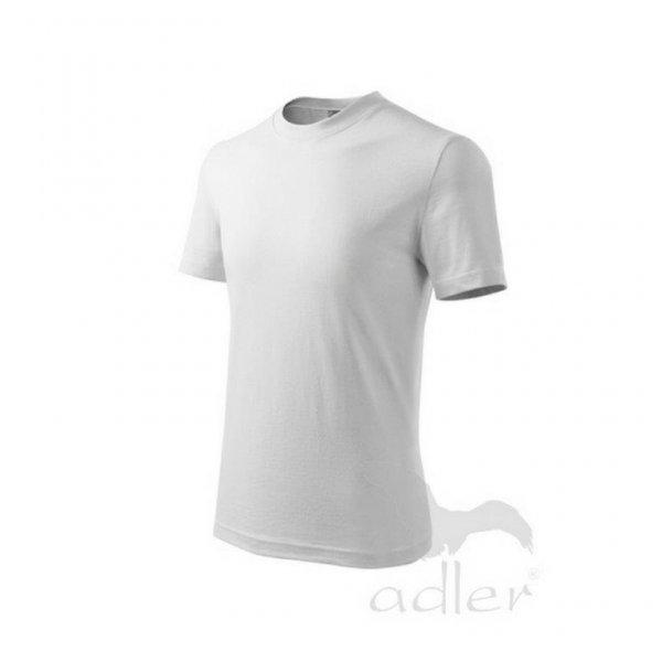 f2809bea028 Tričko bavlněné dětské Adler   bílé   8 let