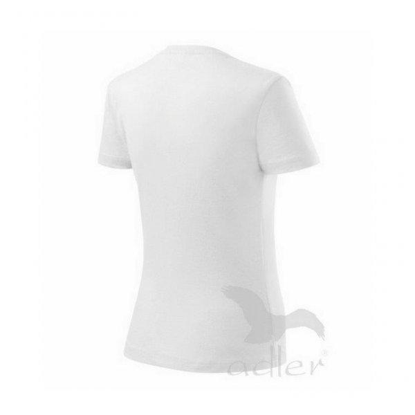 2dbf2f2cffc Tričko dámské bavlněné Adler   Classic   bílé   vel. S