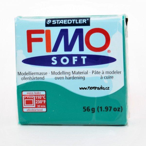 Fimo Soft Dark Green 56 Nemravkacz