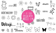Special Offer for Nemravka Clear Stamps