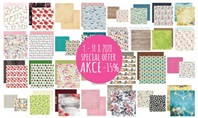 Special Offer for Scrapbooking Papers
