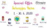 Special Offer for Scheepjes Balls