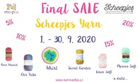 Final Sale of Scheepjes Balls