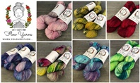 New Flow Yarns balls