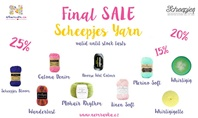 Final Scheepjes SALE