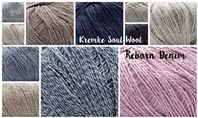 Reborn Denim by Kremke Soul Wool