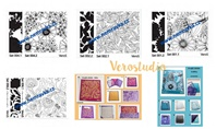 New Verostudio silkscreen stencils