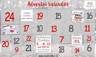Advent Calendar - 5% off from 5. to 8. 12. 2019