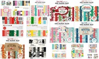 Special Offer Scrapbooking paper pads