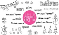 Special Offer for Nemravka Christmas & Winter Clear Stamps
