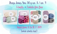 Special Offer for Drops Loves You