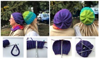 Czech Tutorial for Knitted Hats