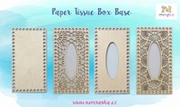 Paper Tissue Box Base